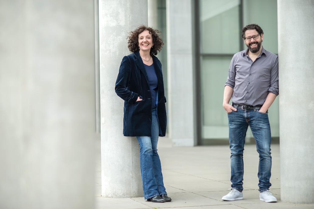 Luckypage, München, Geschäftsführer Claudia Görgen, Martin Burkert