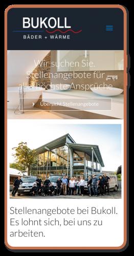 Beratung, Webprojekt, Responsive, Baddesign, Landing Page, Recruiting, Luckypage, München, Agentur für Web, SEO, Digital Marketing, Komunikationsberatung, München